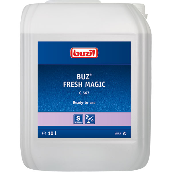 Buzil Buz Fresh magic G567 Geruchsvernichter 10 Liter