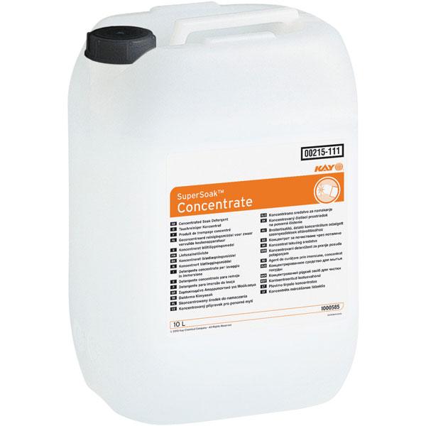 KAY® SuperSoak™ Concentrate Küchenabluftfilter-Reiniger 10 Liter