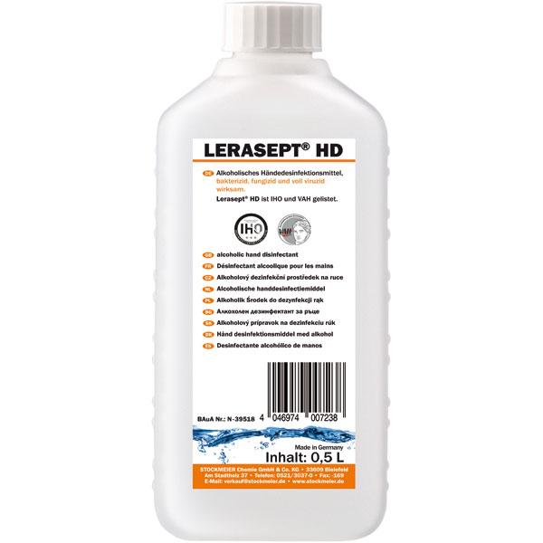 Lerasept® HD Handedesinfektionsmittel 500 ml online kaufen - Verwendung 1