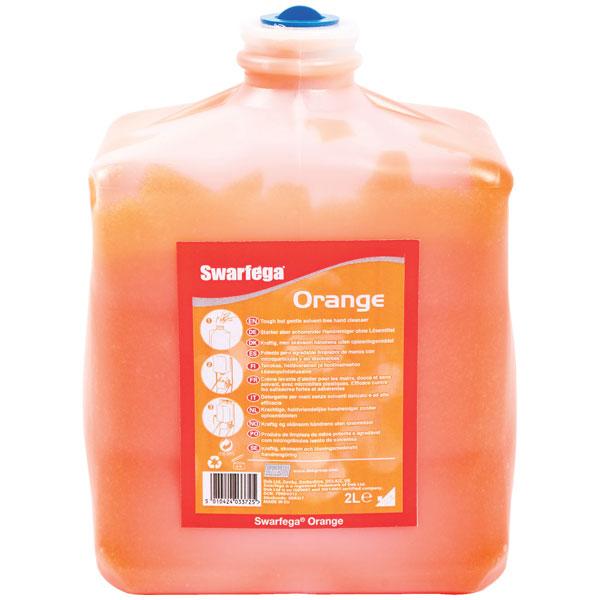 SC Johnson Deb® Swarfega Orange