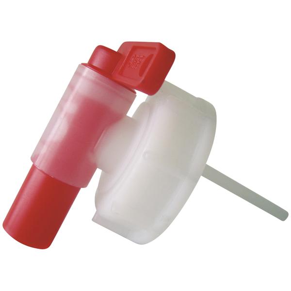 Stockmeier Auslaufhahn 51 mm / DIN 51