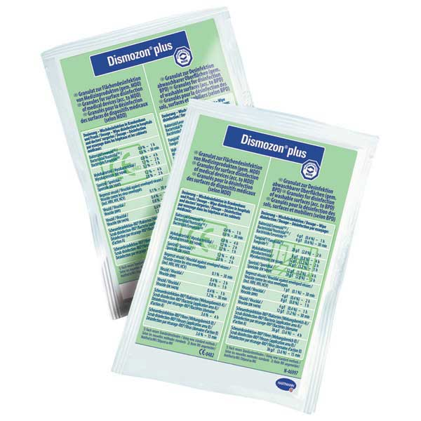 Hartmann Dismozon® plus Flächendesinfektion-Granulat 100 x 16 g