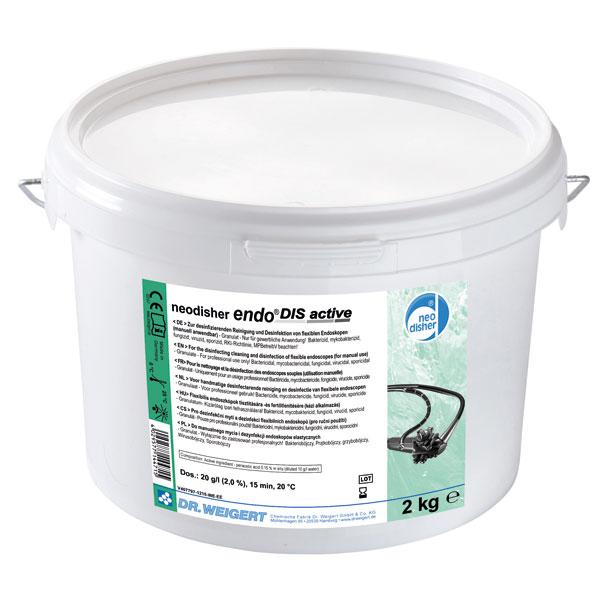 Dr.Weigert neodisher endo® DIS active Desinfektionsmittel 2 x 4 k