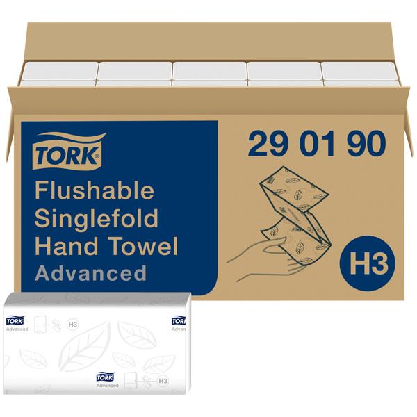 Tork Zickzack Papierhandtücher H3 Advanced