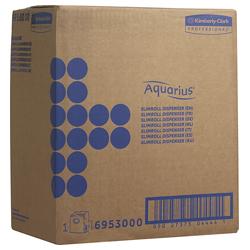 Aquarius™ Slimroll Handtuchspender weiß 6953
