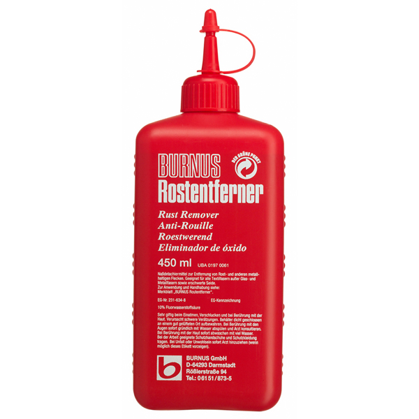 Burnus Rostentferner 4 x 450 ml