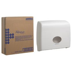 Aquarius * Non-Stop Jumbo Toilet Tissue Spender Midi