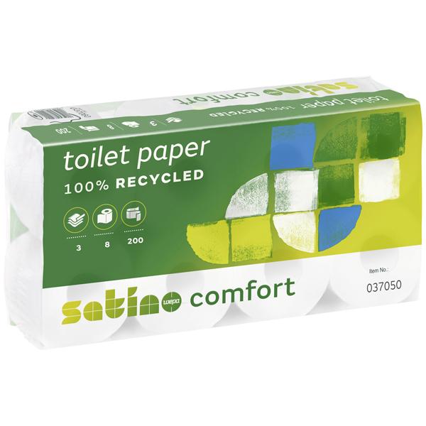 Wepa Satino Comfort Toilettenpapier