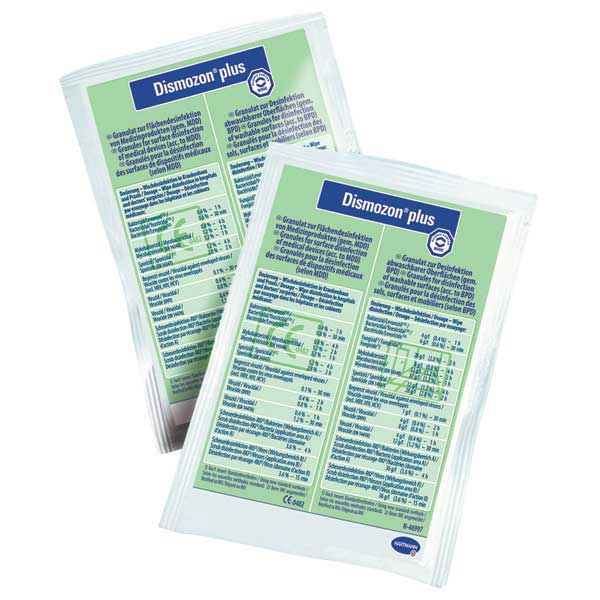 Hartmann Dismozon® plus Flächendesinfektion-Granulat 50 x 16 g