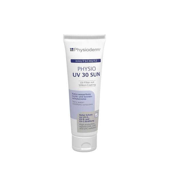 Physioderm PHYSIO UV SUN 30 Sonnenschutzcreme 100 ml