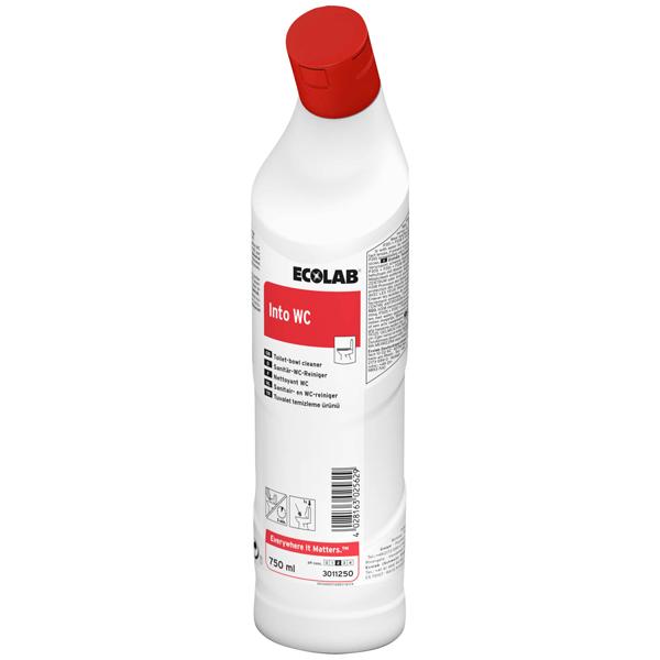 ECOLAB Into WC Reiniger-Gel 750 ml