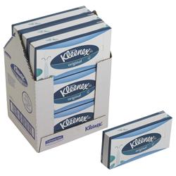 KLEENEX® Kosmetiktücher weiß 8824