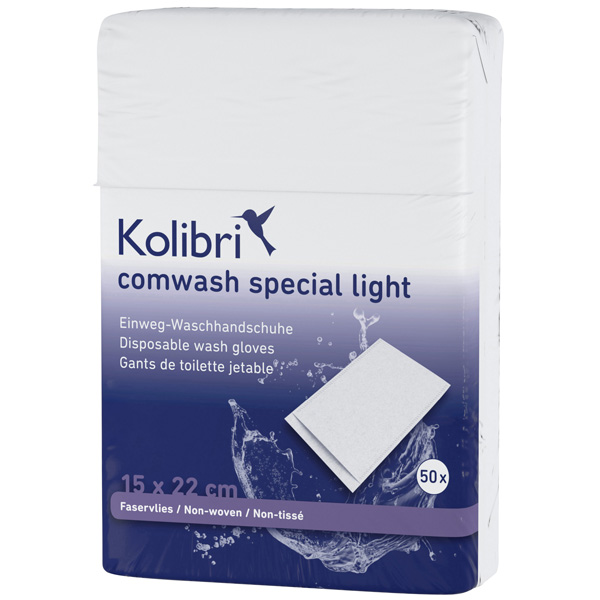 Kolibri Comwash special light