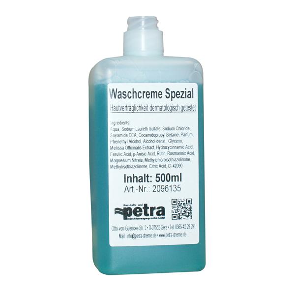 Waschcreme Spezial