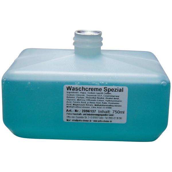 Waschcreme Spezial Seifenpatronen