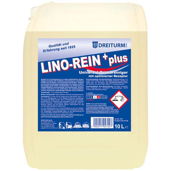 Dreiturm Lino-Rein plus