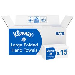 Kleenex ® Ultra Handtuch - Groß