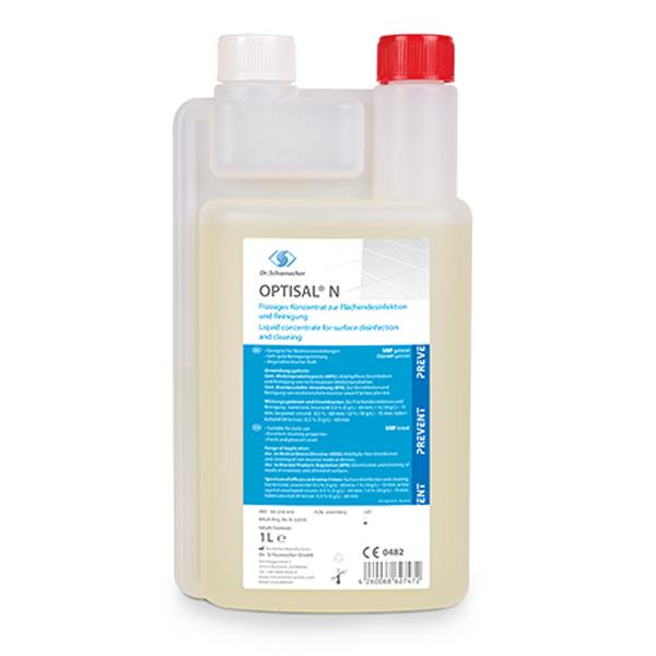 Dr.Schumacher Optisal® N Flächendesinfektion 1 Liter