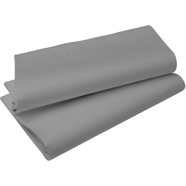 Duni Tischdecke Evolin 127 x 180 cm granite-grey