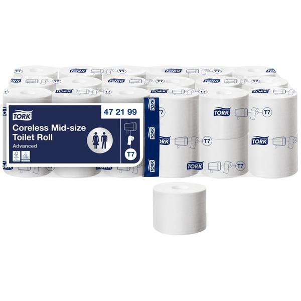 Tork Midi Toilettenpapier T7 Advanced