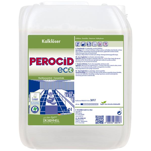 Dr.Schnell Perocid ECO Kalklöser 10 Liter online kaufen - Verwendung 1