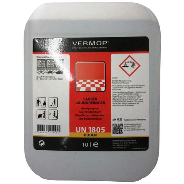 Vermop Sanitärgrundreiniger 10 Liter