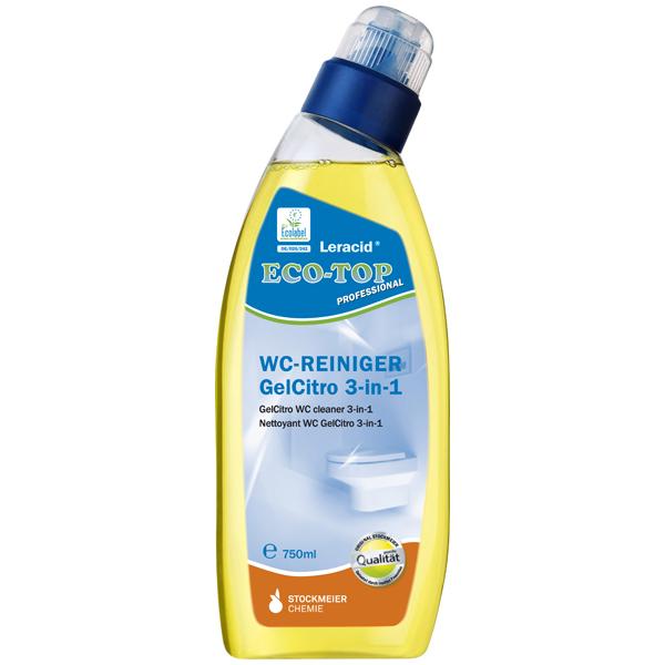 ECO-TOP Leracid® Eco-Top WC-Reiniger GelCitro 3 in 1