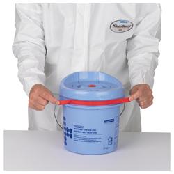 Kimtech® Wettask™ Spendereimer für Rollenwischtücher blau 7919