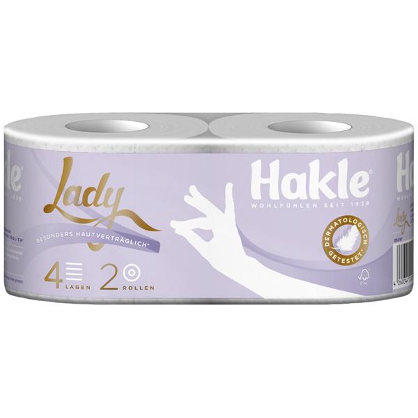 Hakle Lady Toilettenpapier