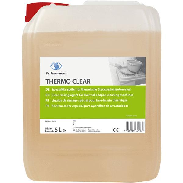 Dr.Schumacher Thermo Clear Klarspüler 5 Liter