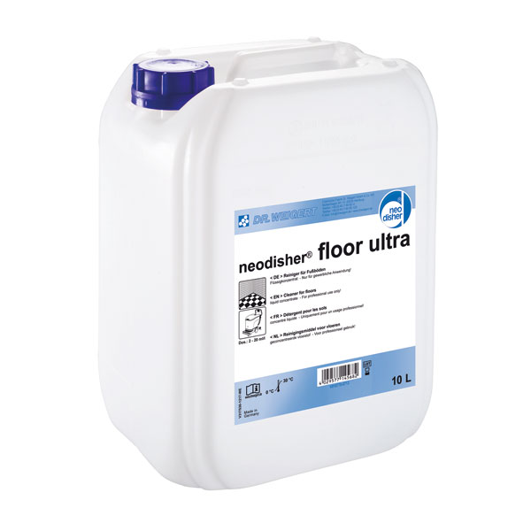 Dr.Weigert neodisher® floor ultra Automatenreiniger 10 Liter