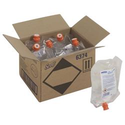 Scott® Reiniger für Toilettensitze & Oberflächen 6 x 400 ml