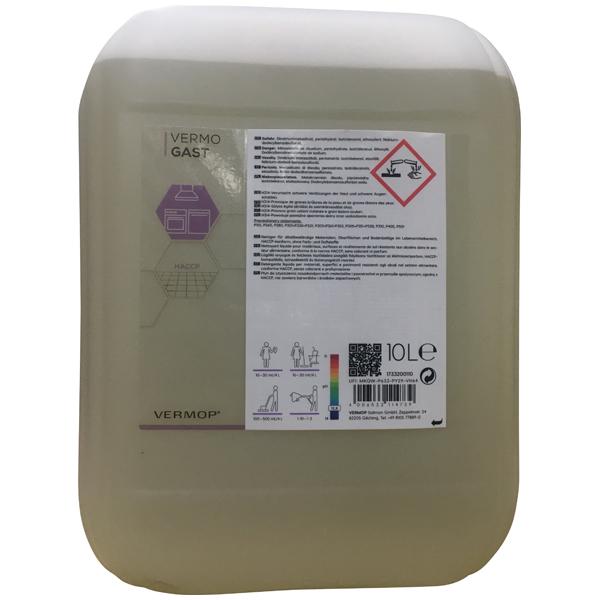 Vermop Vermo Gast Fettlöser 10 Liter online kaufen - Verwendung 1