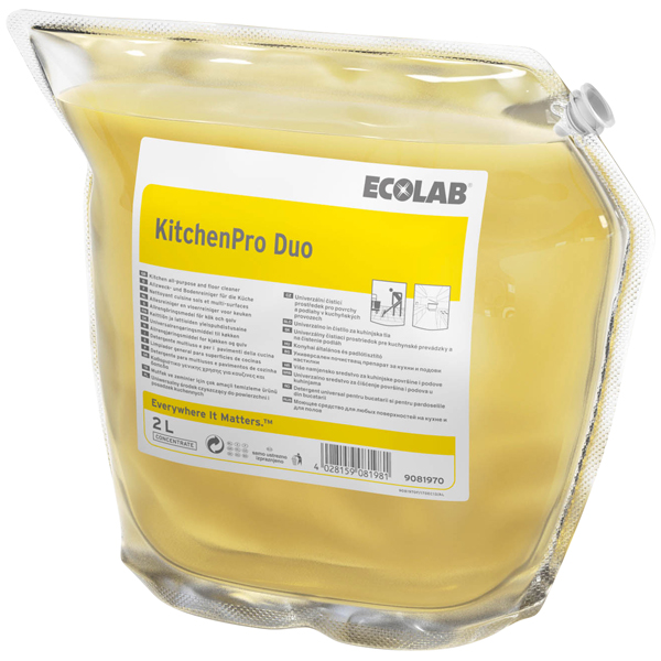 ECOLAB KitchenPro Duo Hochkonzentrat
