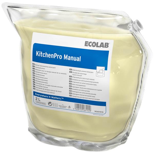 ECOLAB KitchenPro Manual Hochkonzentrat