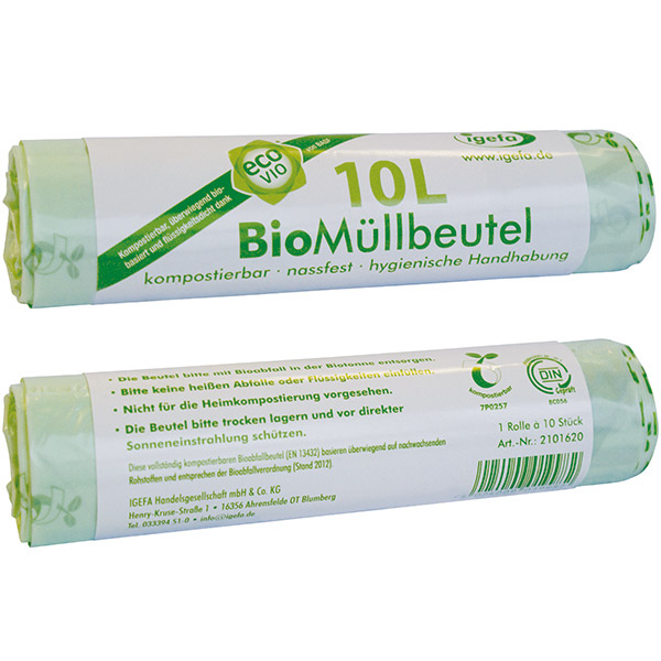 igefa BioMüllbeutel