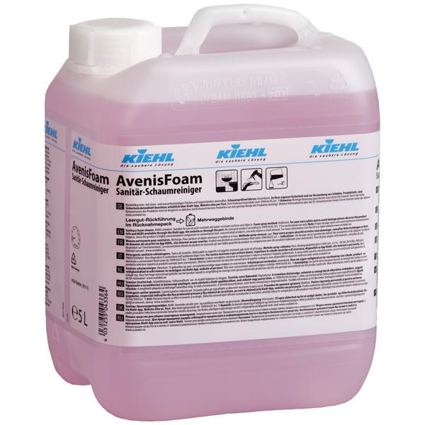 Kiehl AvensisFoam Sanitär-Schaumreiniger 5 Liter online kaufen - Verwendung 1