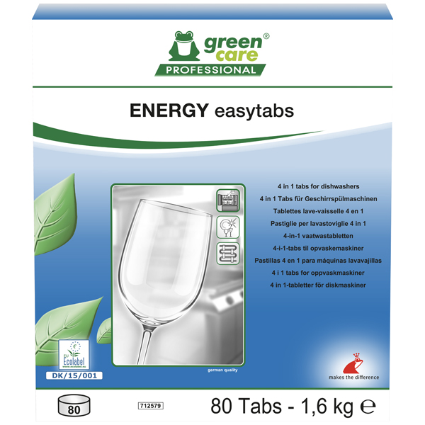Tana ENERGY easytabs 4in1