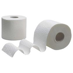 KLEENEX® Toilettenpapier Standard-Rolle weiß 8484