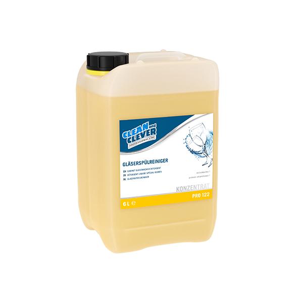 CLEAN and CLEVER PROFESSIONAL Gläserspülreiniger PRO 122
