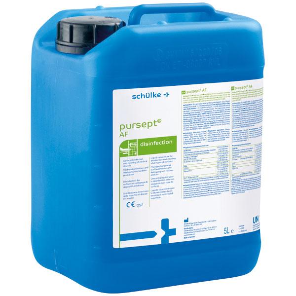 Schülke & Mayr pursept® AF Flächendesinfektion 5 Liter