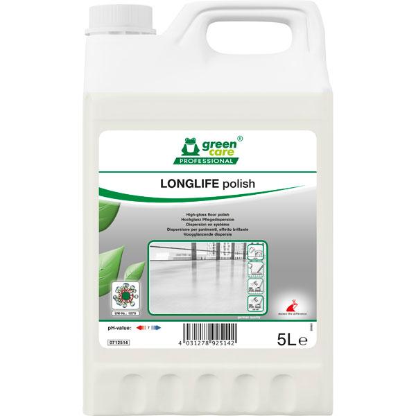 Tana Longlife polish Hochglanz-Pflegedispersion 5 Liter