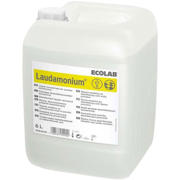 ECOLAB Laudamonium Desinfektionsmittel 6 Liter