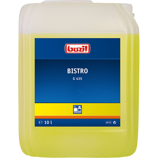 Buzil G 435 Bistro Öl- & Fettlöser 10 Liter