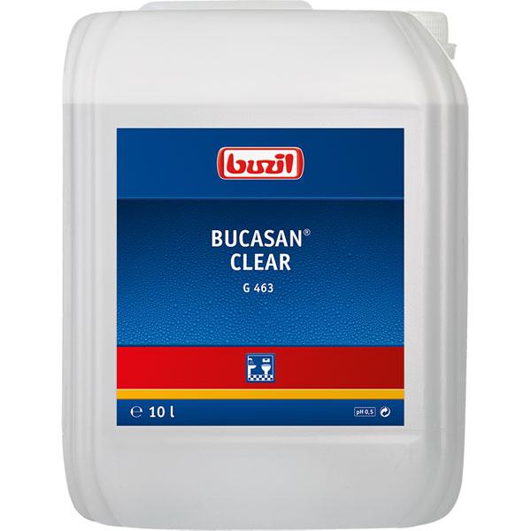 Buzil G 463 Bucasan clear