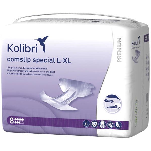 Kolibri Comslip premium special
