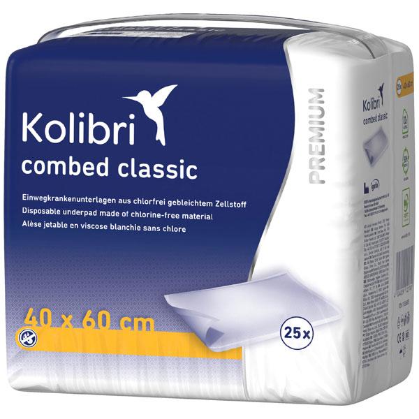 Kolibri Combed premium classic
