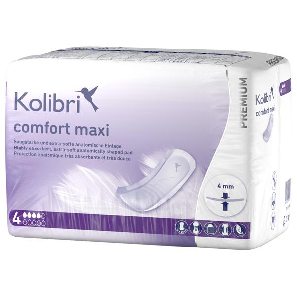 Kolibri comfort premium maxi