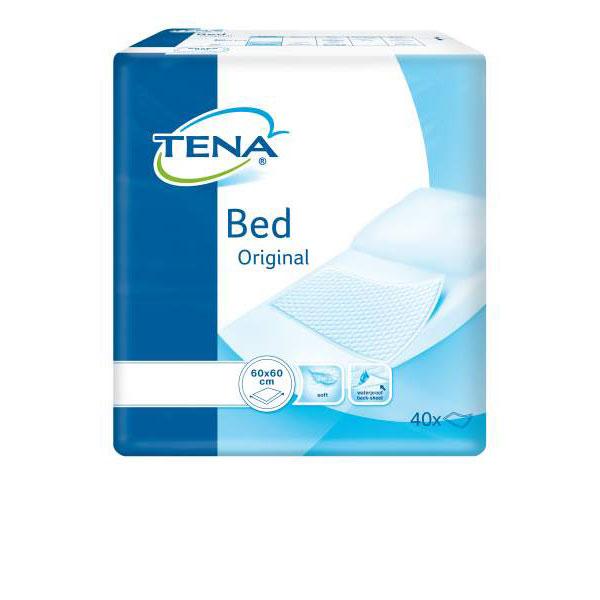 Tena Bed Original - Krankenunterlage 60 x 60 cm