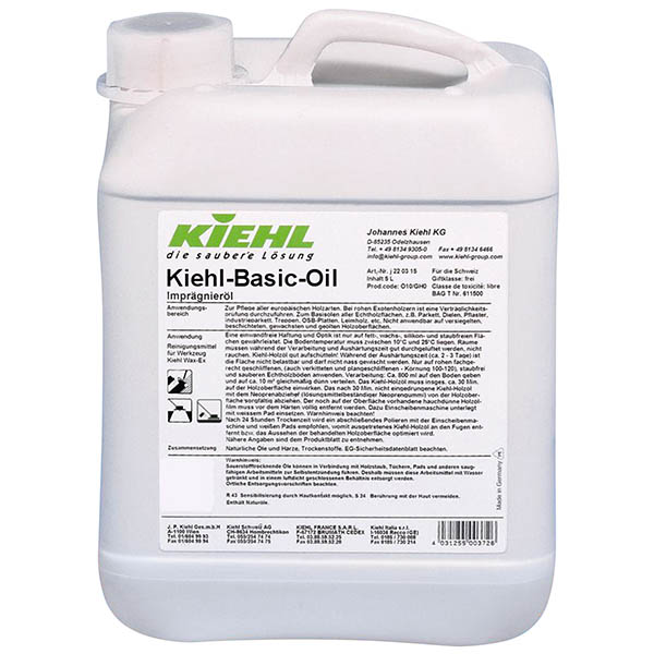 Kiehl-Basic-Oil